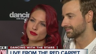 James Hinchcliffe, Sharna Burgess runners up on season 23 of Dancing with the Stars - Video