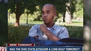 Was the Ohio State attacker a lone-wolf terrorist? - Video