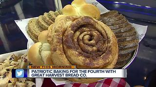 Patriotic Baking - Video