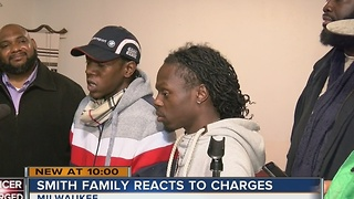 Sylville Smith's family greets charging decision with mixed emotion - Video