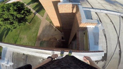 MIRROR'S EDGE IN REAL LIFE - Parkour POV I GoPro HERO4
