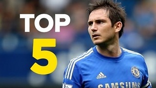 Top 5 All-Time Premier League Scorers - Video