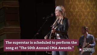 Miranda Lambert gives a sneak peek of her CMA Awards performance | Rare Country - Video