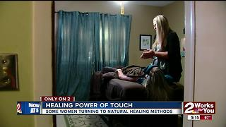 Pelvic massage treats women's health issues - Video