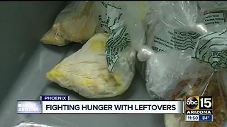 Valley Olive Garden partnering with Waste Not to fight hunger with leftovers - Video