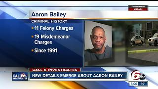 New details emerge about Aaron Bailey