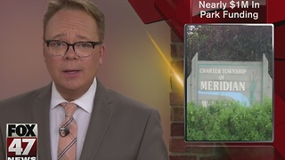 Meridian awarded nearly $1M in park funding - Video