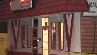 Garfield Heights shooting barbershop - Video