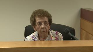 WATCH: Elderly Franklin woman describes being duct taped, held at gunpoint by intruder