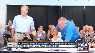Sen. Nelson visits Southwest Florida to talk about water pollution - Video