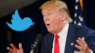 Donald Trump's Twitter Can Be Debunked In Five Seconds - Video