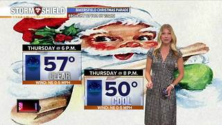 Santa Ana winds and dry conditions continue on Thursday - Video