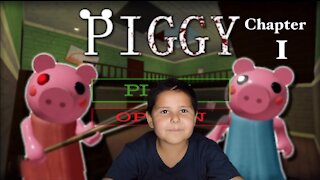 Roblox Piggy Chapter I: Android Full Gameplay