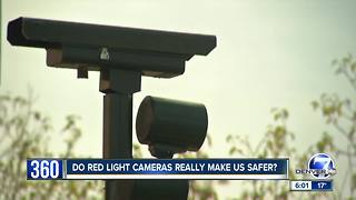Are Colorado's red light cameras making us safer? - Video