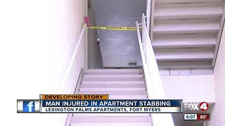 Fort Myers man stabs roommate - Video
