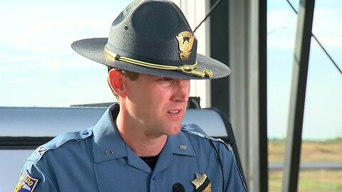 Video: CSP provides update into crash investigation that resulted in death of Trooper William Moden