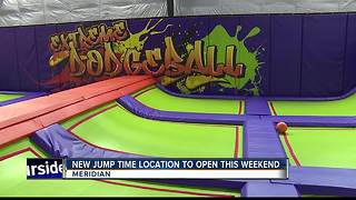 Jump Time Meridian celebrates grand opening