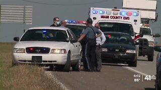 Suspect in custody, child safe after KCK kidnapping, chase