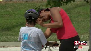 Bike camp teaches children with disabilities to pedal with confidence - Video