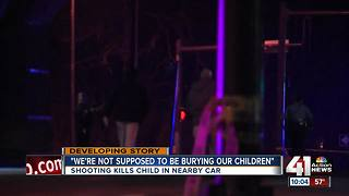 9 year-old Grandview boy shot, killed, woman drives through crime scene - Video
