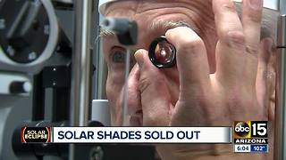 Yes, you'll need glasses to safely watch the solar eclipse - Video