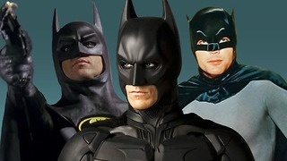 Modern American History (As Taught by Batman Movies) - Video