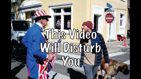 This Video Will Disturb You