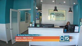 My Dental Dentistry and Education offers quality dental care at an affordable price