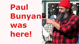 Mendocino County - Paul Bunyan Days 2016 - Video