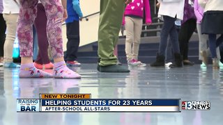 After school program helps Clark County students stay safe and improve grades