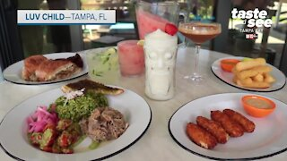 Luv Child is a tropical getaway in SoHo Tampa | Taste and See Tampa Bay