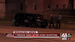 Police questioning man in deadly KCMO shooting - Video