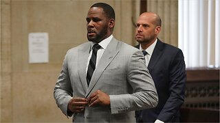 R. Kelly makes appearance in NY court