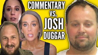 Josh Duggar vs. Without A Crystal Ball, Dad Challenge Podcast & radiantbritt