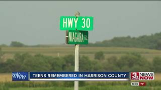 Harrison County teens die in Friday night crash - Video