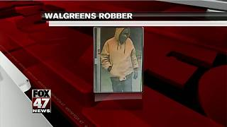 Police investigating robbery at pharmacy
