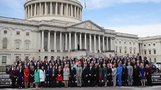 New Congressional Members Have A Lot To Deal With Before Legislating - Video