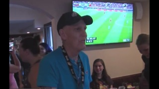Dave Stewart, cancer patient found wandering in Loxahatchee, thanks community at fundraiser - Video