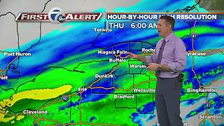 7 First Alert Forecast - 02/22 5 a.m. - Video