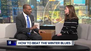 How to beat the winter blues - Video