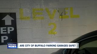 are Buffalo parking garages safe? - Video