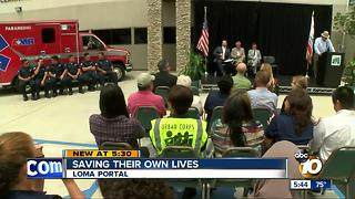 EMT program saving lives in San Diego - Video