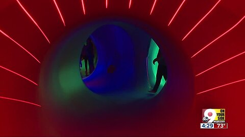 BLINK: Don't miss Architects of Air luminarium, Dodecalis, in Washington Park