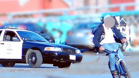COPS ARE COMING PRANK