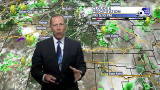 Scott Dorval's On Your Side Forecast: Friday, July 28, 2017 - Video