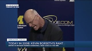 Remembering Kevin Borseth's postgame rant 13 years later