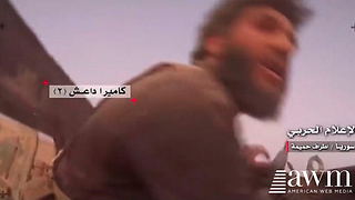 ISIS Leaders Are Terribly Embarrassed Their Own Footage Is Leaked. Let's Make It Go Viral - Video
