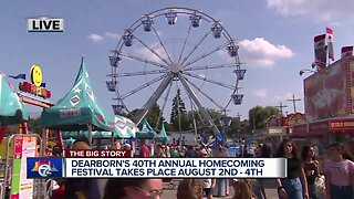 7 In Your Neighborhood: Dearborn Homecoming Festival