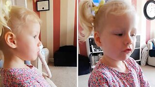Hilarious Toddler Mispronounces Fat Controller And Starts Shouting F**cking Troller!