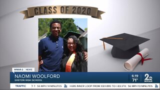 Class of 2020: Naomi Woolford